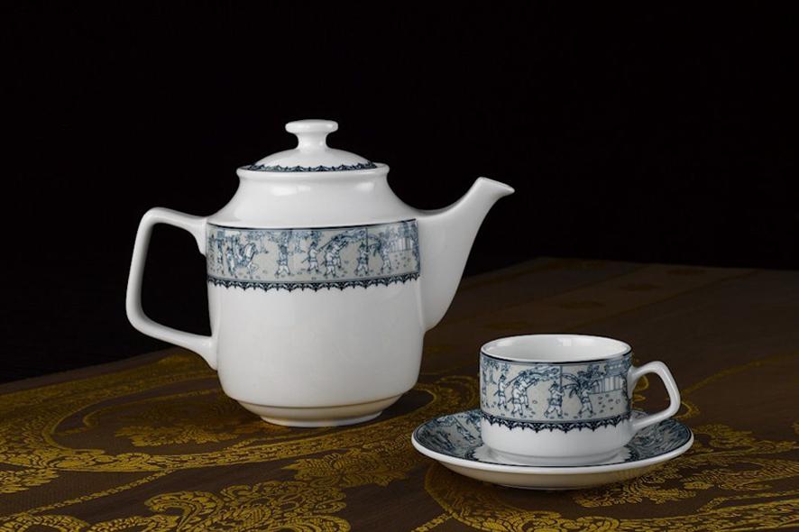Bộ trà 1.1L Jasmine Vinh Quy Nhạt01111119703 Minh Long