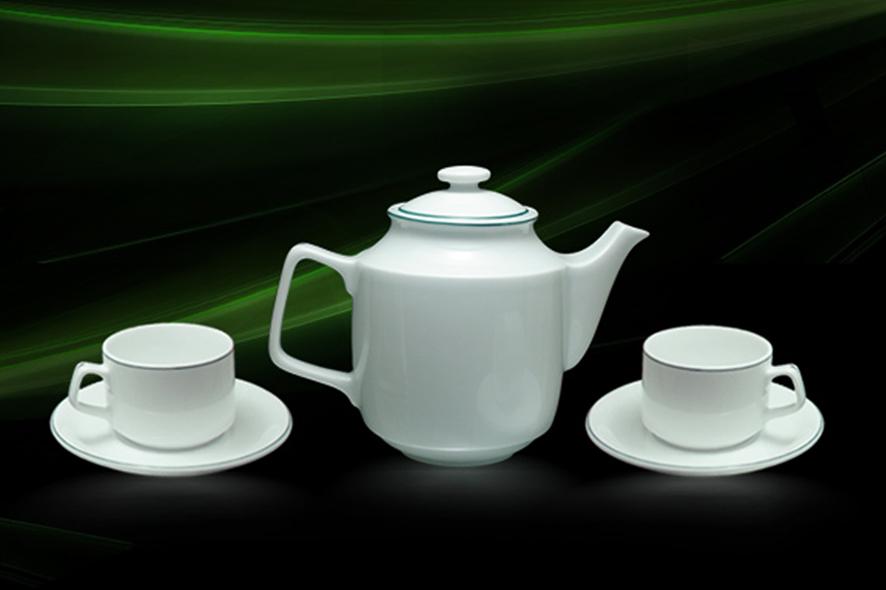 Bộ trà 0.7L Jasmine Chỉ Xanh Lá01071100903 Minh Long