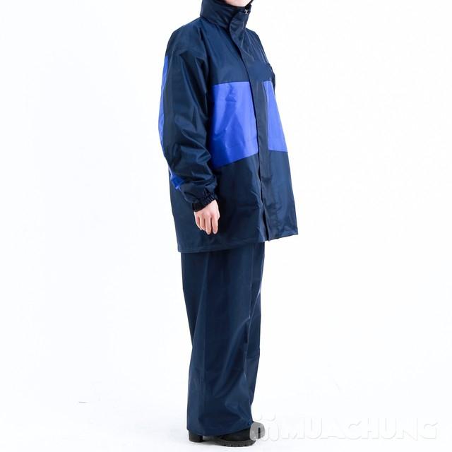 Áo mưa ( Đồ bộ) vải dù nặng ( Padersuy)