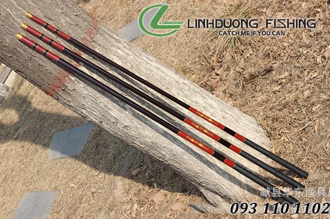 Cần câu tay GOLD MARK 3 - Độ cứng 5H giá 270k chiều dài 3.6 mét