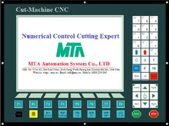 Bộ điều khiển công nghiệp cắt CNC Plasma Oxy/Gas