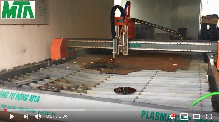máy cắt cnc plasma giá rẻ