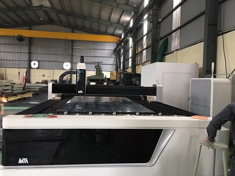 cắt laser kim loại ở quốc oai