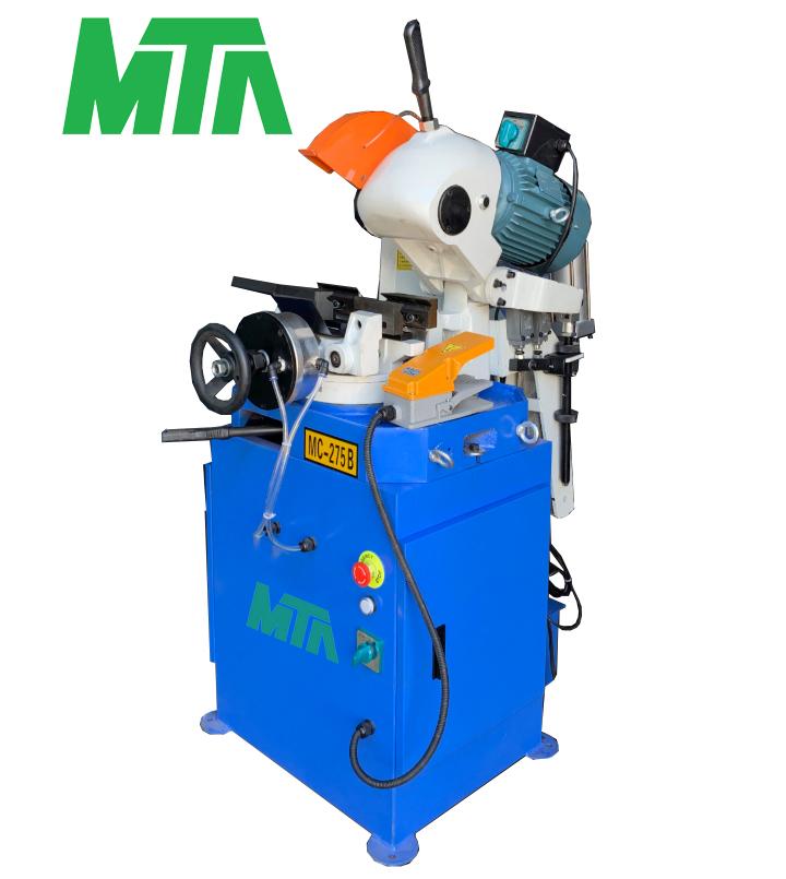 máy cắt ống hộp kim loại bán tự động