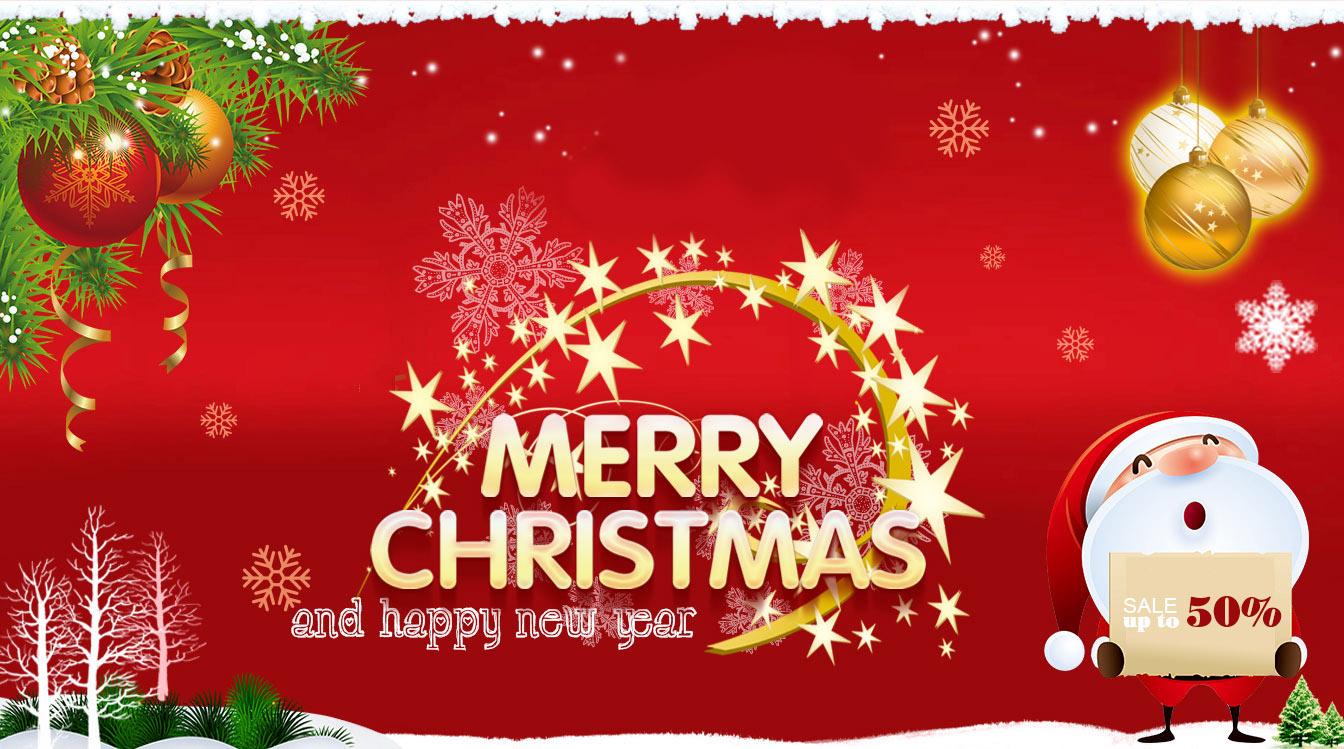 Merry Christmas ( Hàng Chính Hãng )