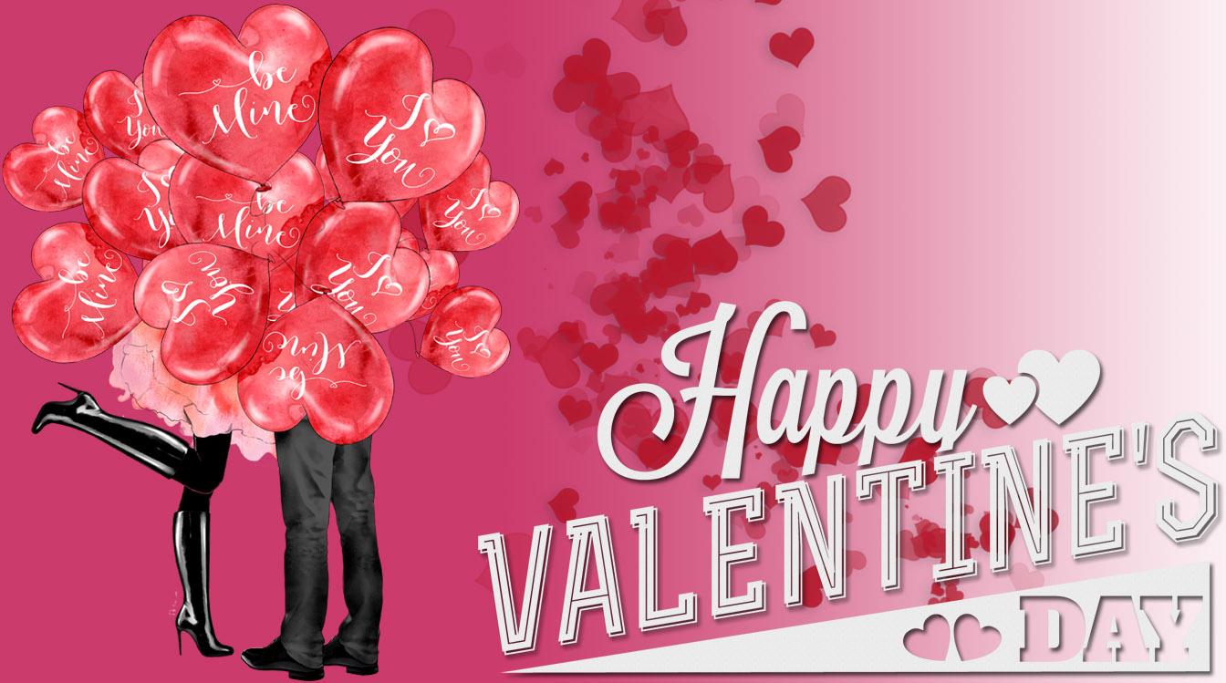 Valentine's Day ( Hàng Chính Hãng )