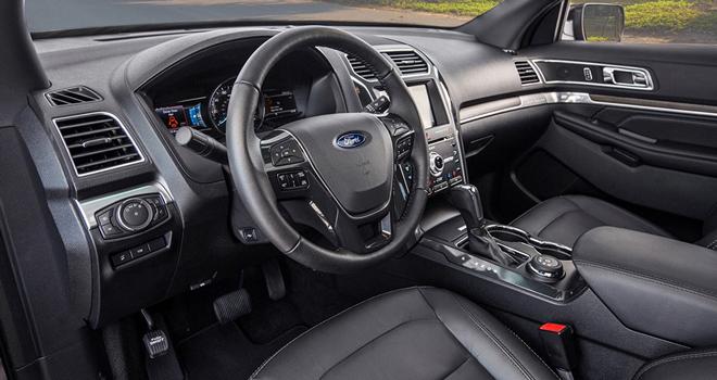 giá xe ford explorer tốt nhất