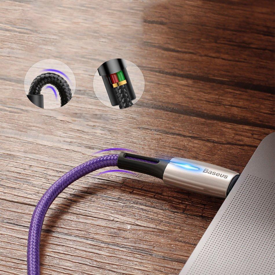 Cáp USB C Baseus cho Macbook