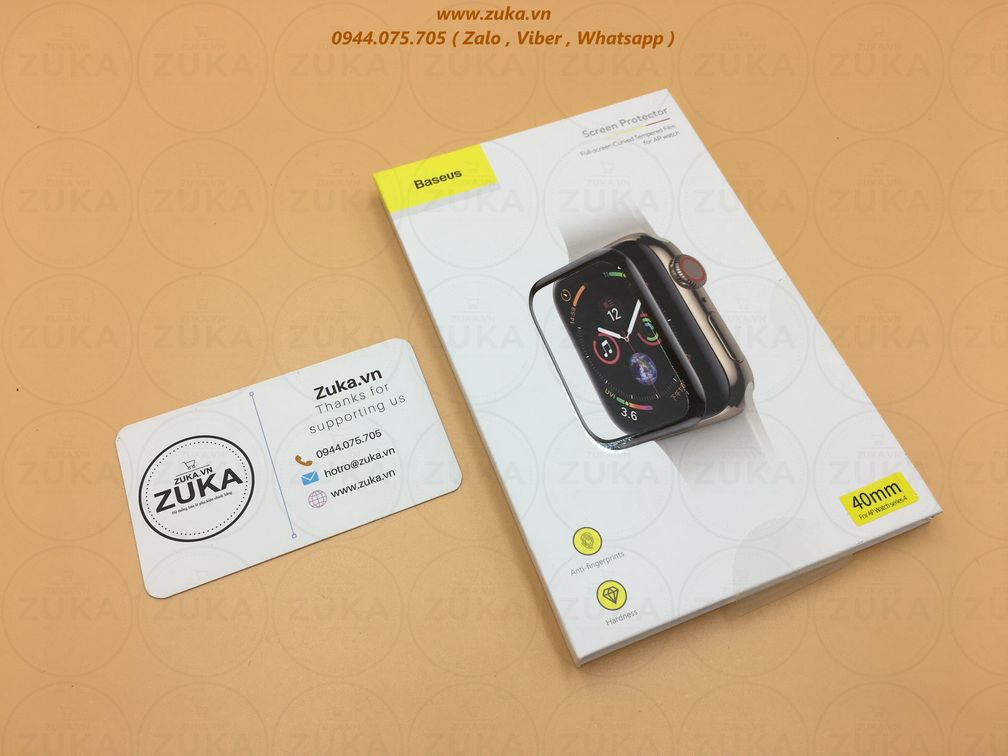 cường lực apple watch 40mm