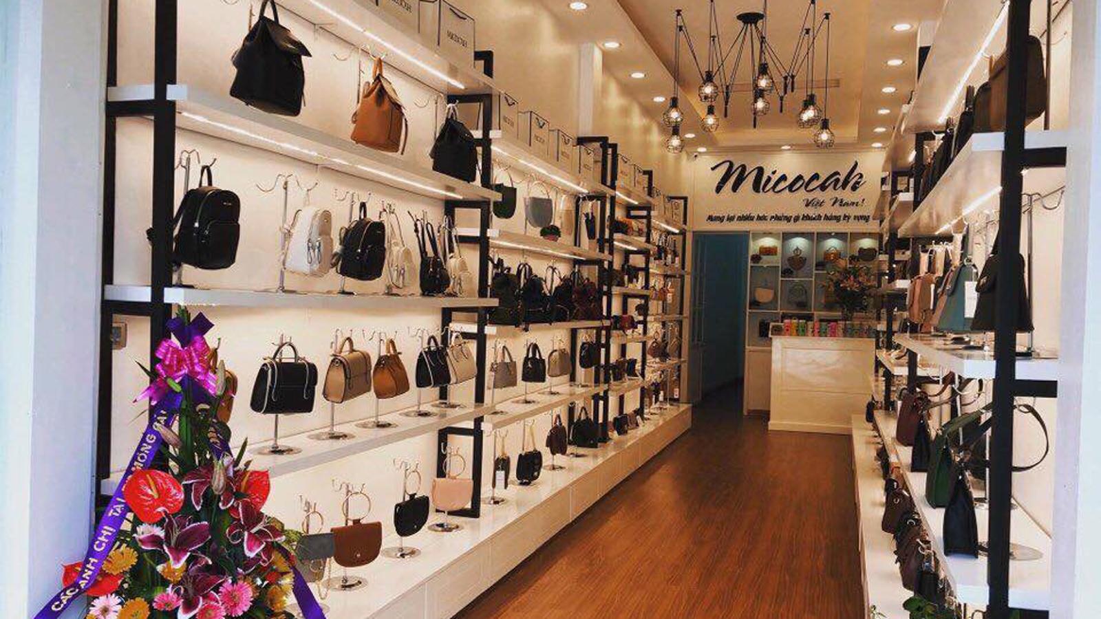 thi công trọn gói shop showroom
