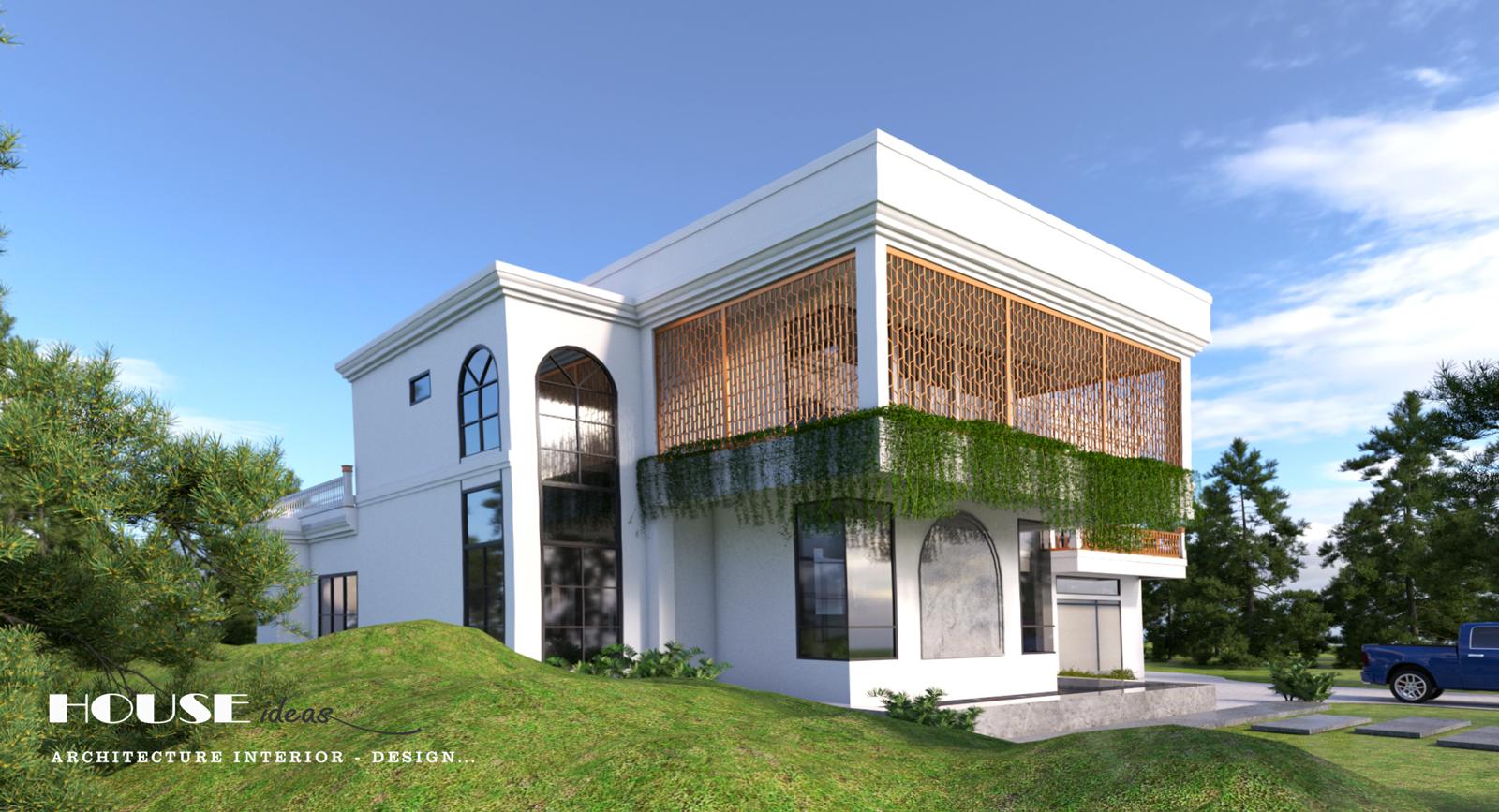 thiết kế kiên trúc