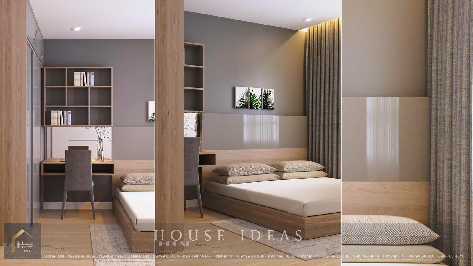 nội thất phòng ngủ xinh