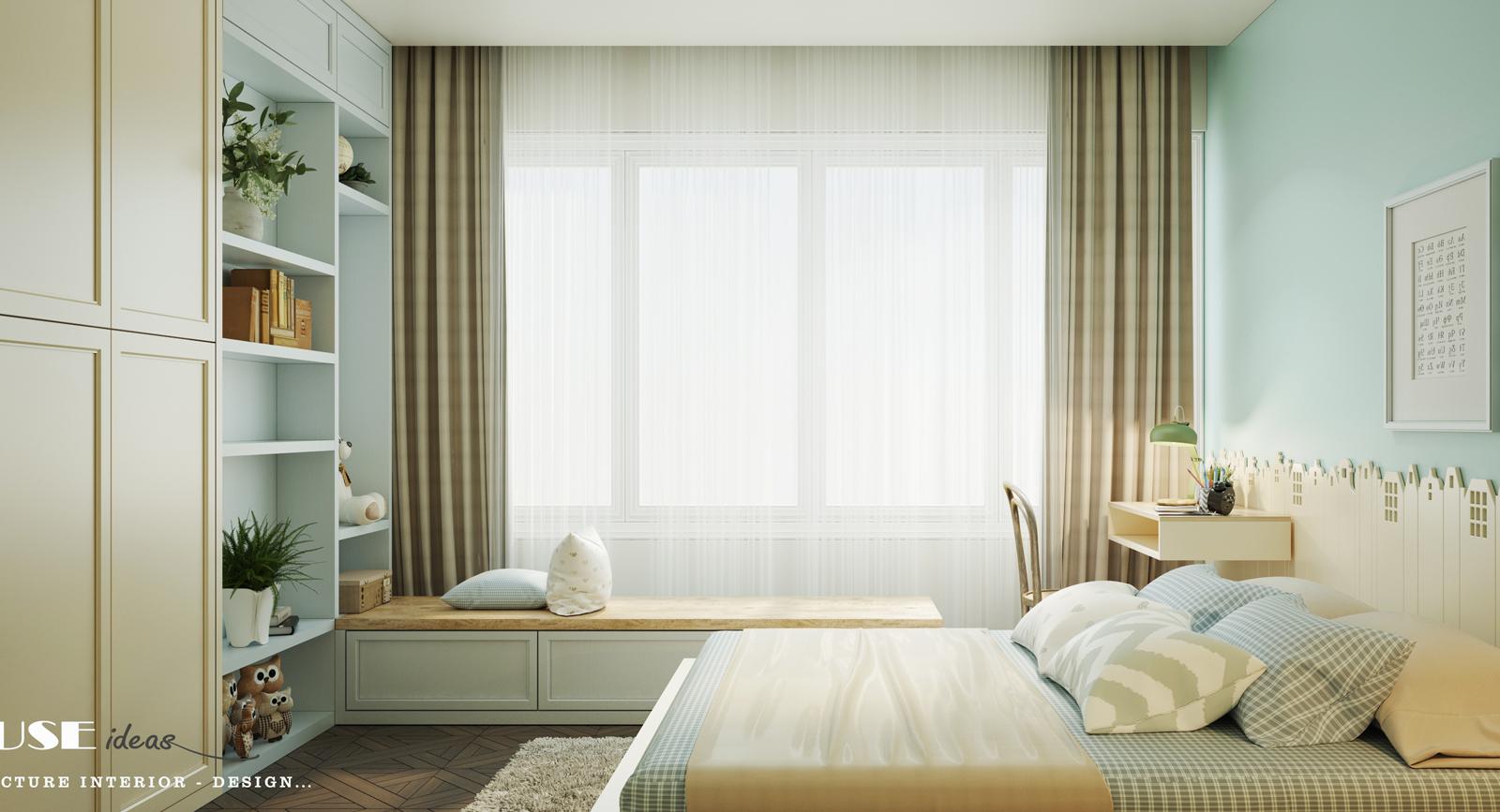 nội thất phòng ngủ đẹp tại an bình city