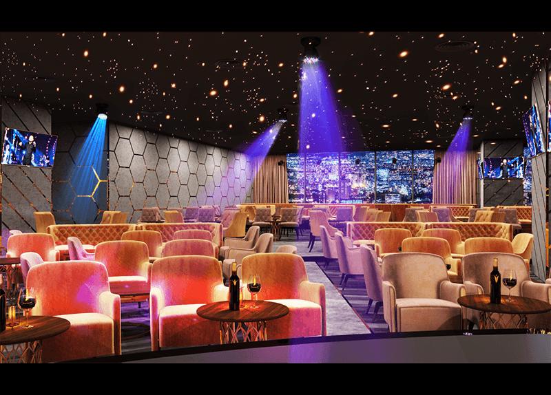 Phòng trà mee lounge