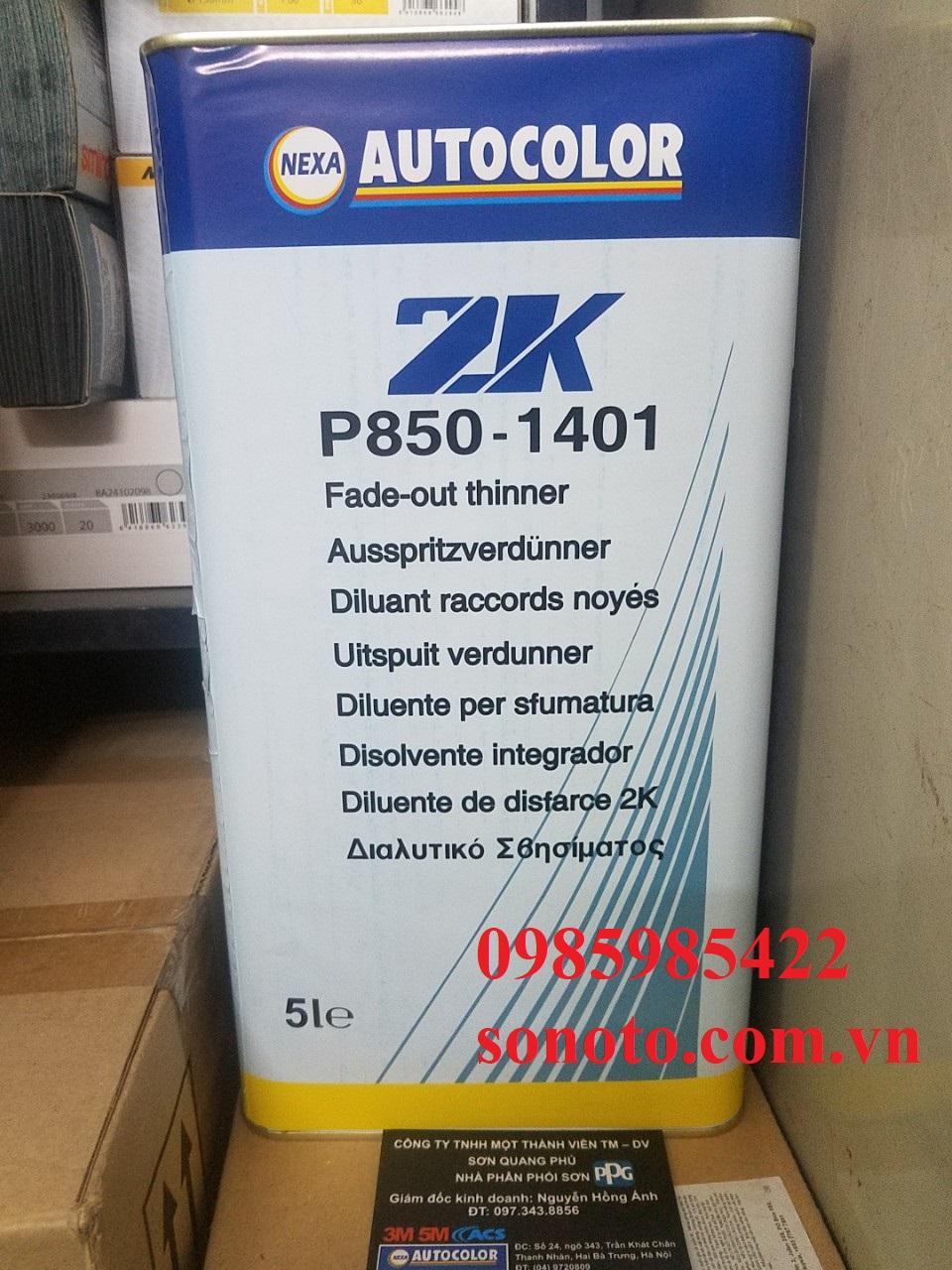 p850-1401-xang-pha-mi-dung-moi-pha-mi-thiner-hang-nexa-autocolor-5-lit