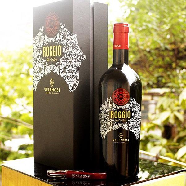 Rượu vang đỏ Roggio Velenosi