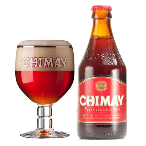 BIA CHIMAY ĐỎ 330ML
