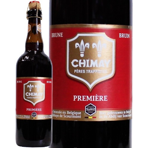 BIA CHIMAY ĐỎ 750ML