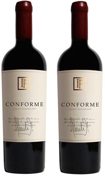 Rượu Vang Đỏ Punti Ferrer Conforme Cabernet Sauvignon (VANG CHILE)