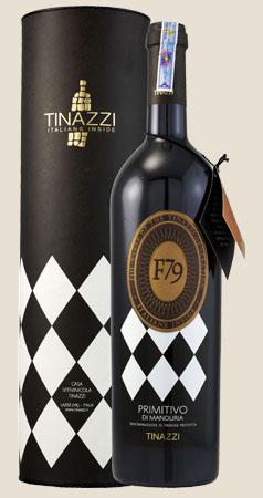 Rượu Vang F79 Primitivo Di Manduria