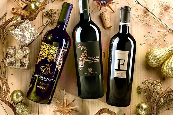 Rượu vang F Negroamaro (VANG Ý)