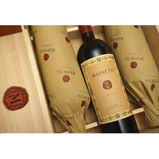 Rượu vang đỏ Masseto(VANG Ý)