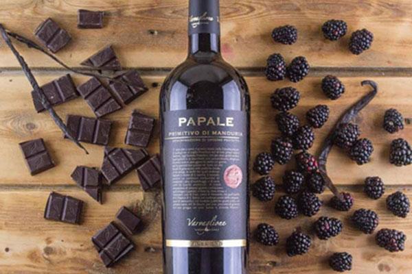 Rượu vang đỏ PAPALE (VANG Ý)