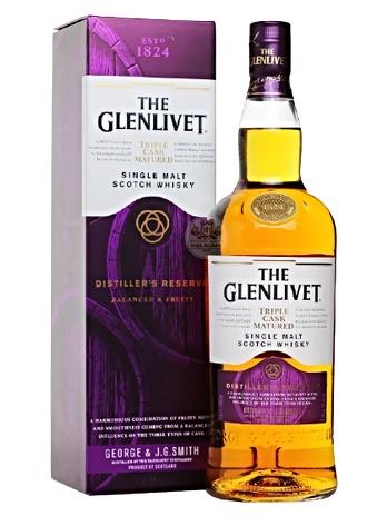 RƯỢU GLENLIVET 1824 DISTILLER