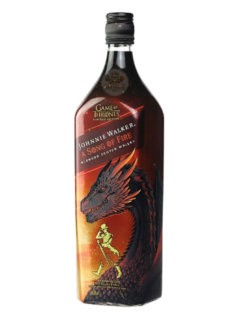 RƯỢU JOHNNIE WALKER A SONG OF FIRE