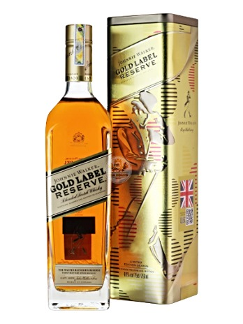JOHNNIE WALKER GOLD LABEL RESERVE HỘP QUÀ 2020