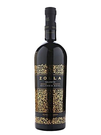 Rượu vang đỏ Zolla Puglia Negroamaro (VANG Ý)