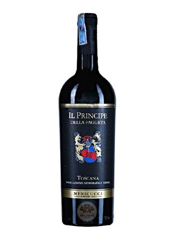 Rượu Vang Ý Il Principe Della Faggeta