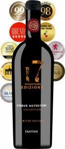 Rượu vang đỏ 17 Edizione Limited - Phiên bản giới hạn (VANG Ý)