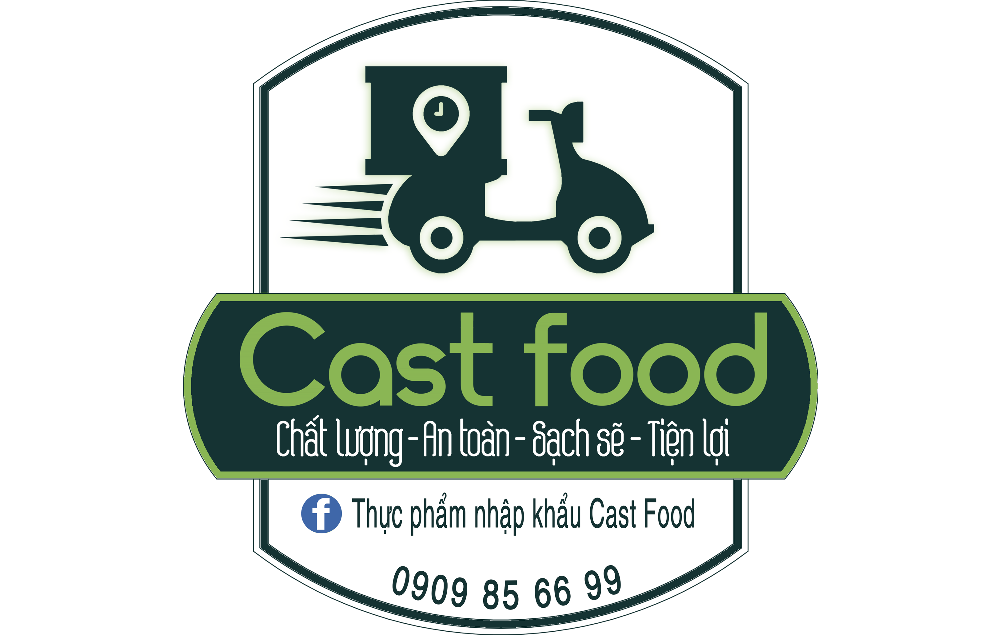 logo Cast Food