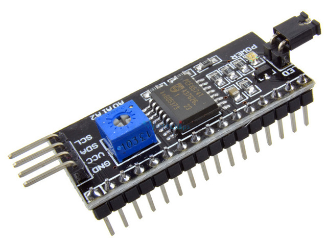 module i2c lcd 16x2