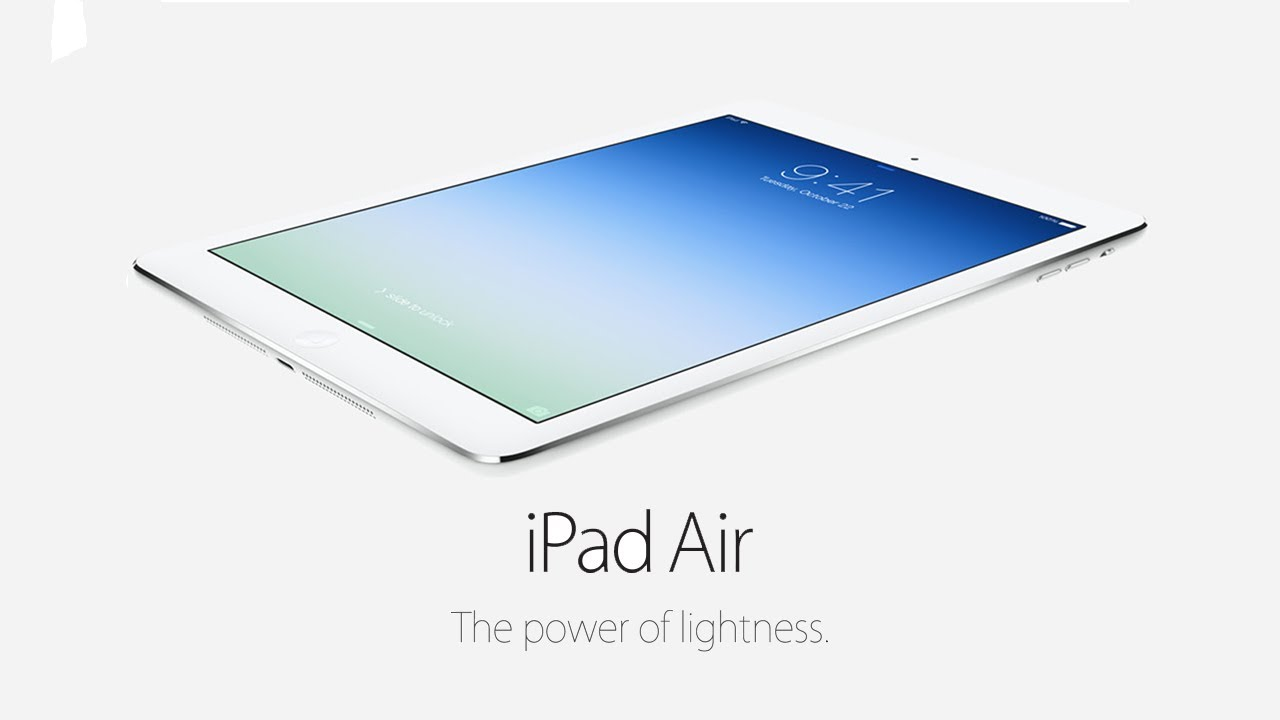 iPad Air1 Wifi 99%
