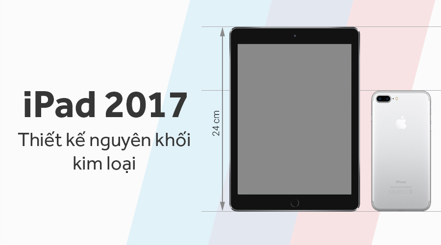 iPad Gen 5 2017 128GB (Wifi)