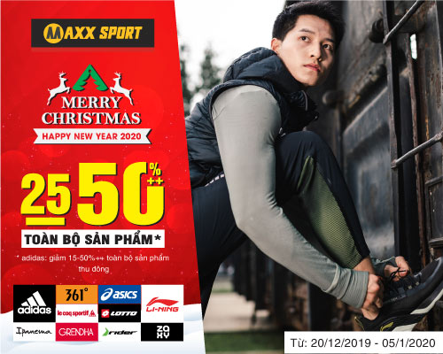 MERRY CHRISTMAS & HAPPY NEW YEAR - SALE 25-50%++ ALL ITEMS + EXTRA UPTO 20%