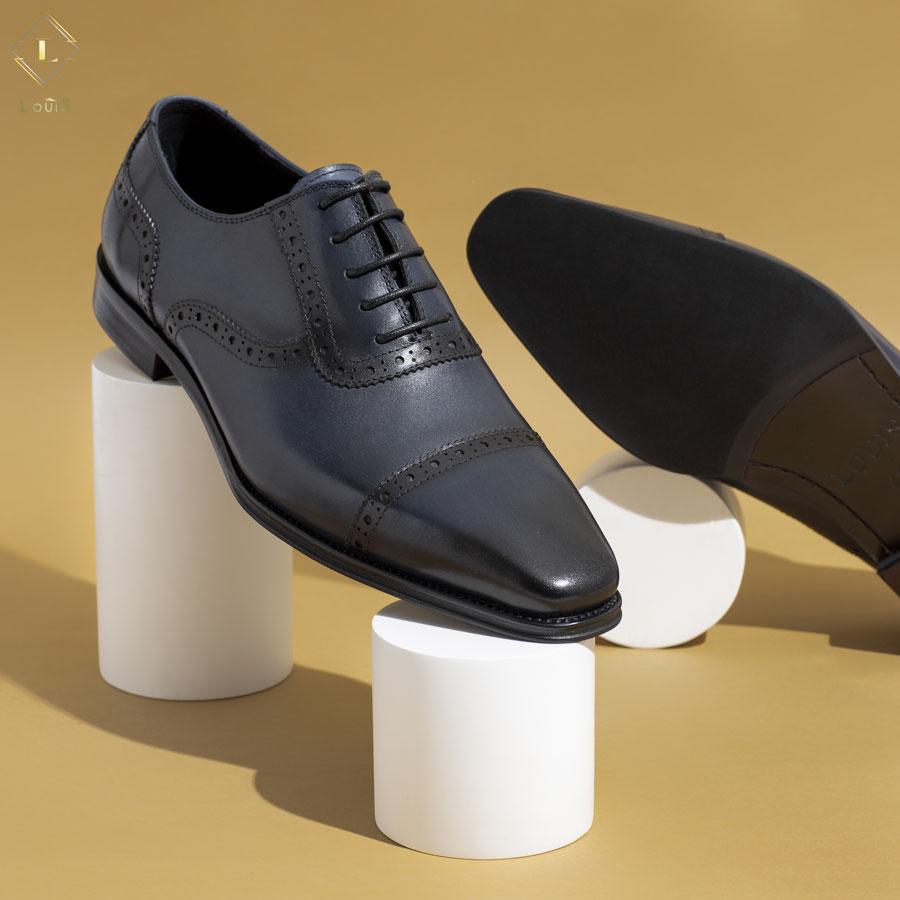 Giày tây nam họa tiết ML8101-7X