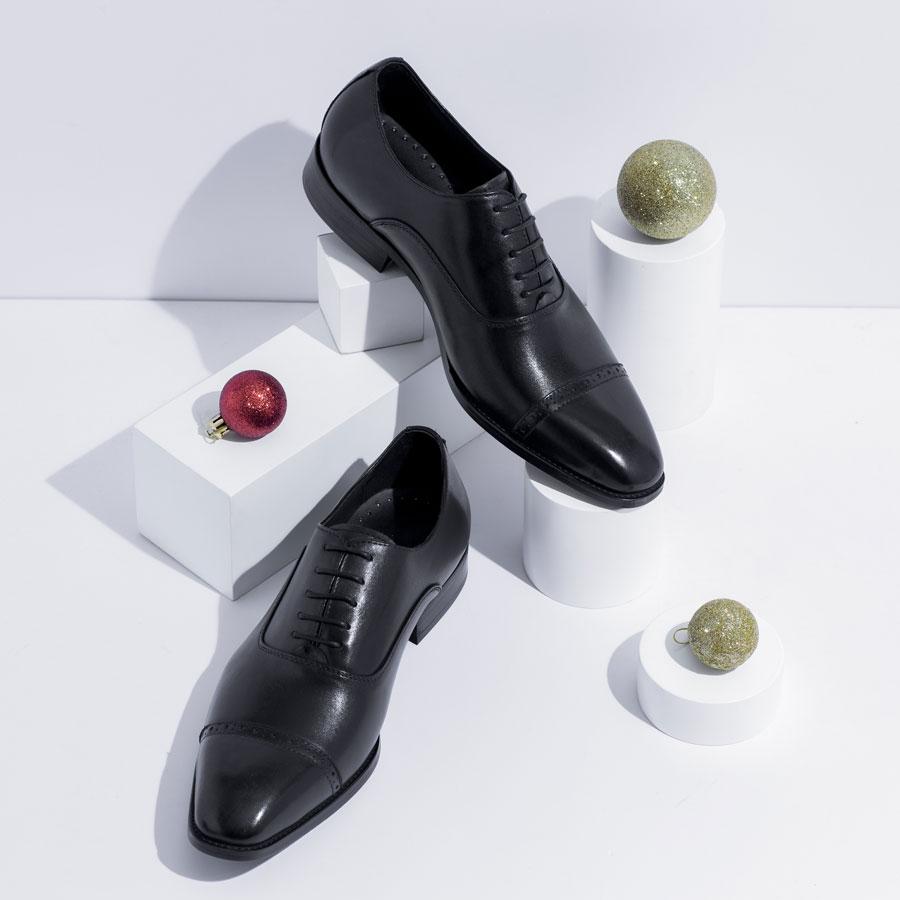 Giày tây nam họa tiết D240-3010