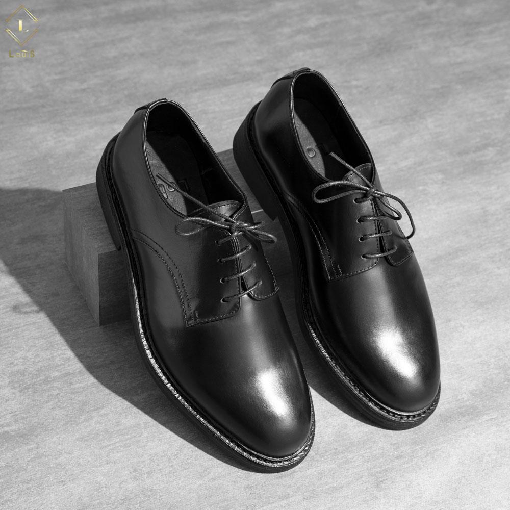 Giày Derby mũi tròn DD03
