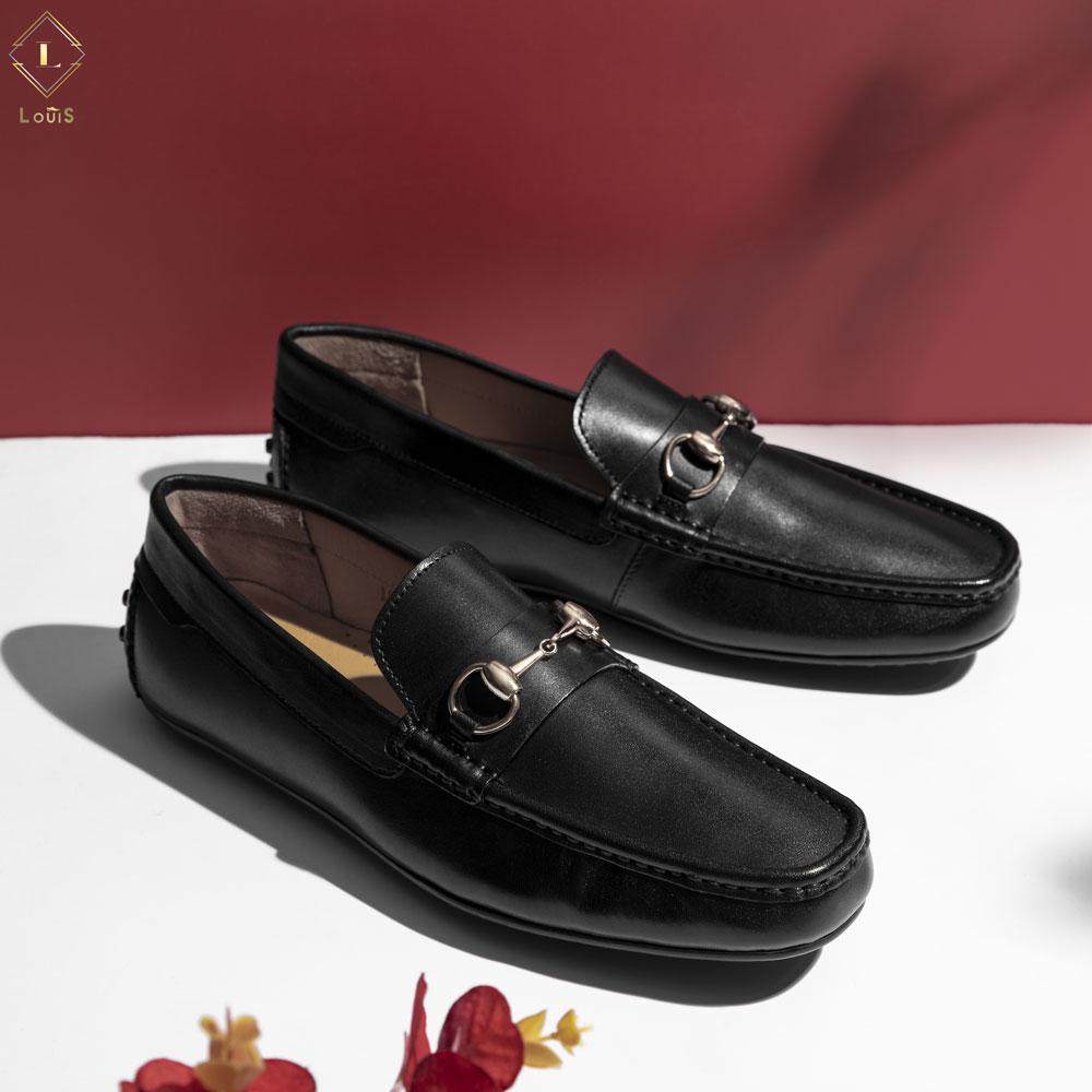 Giày lười quai xích L0-A1-Đ