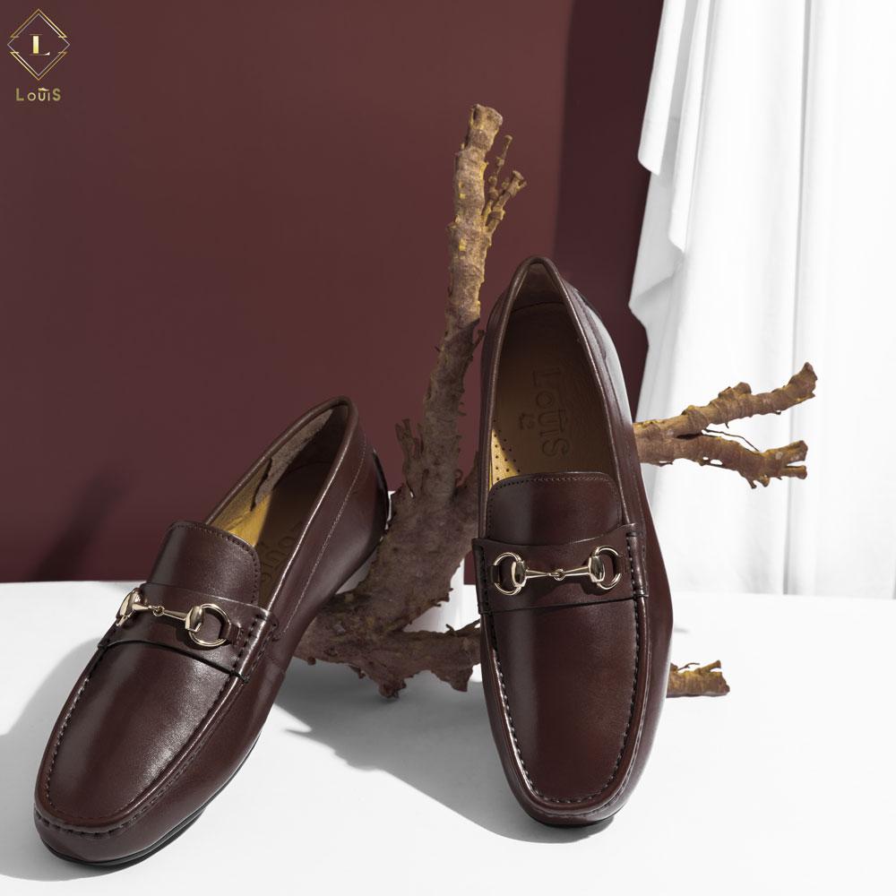 Giày lười quai xích L0-A1-N