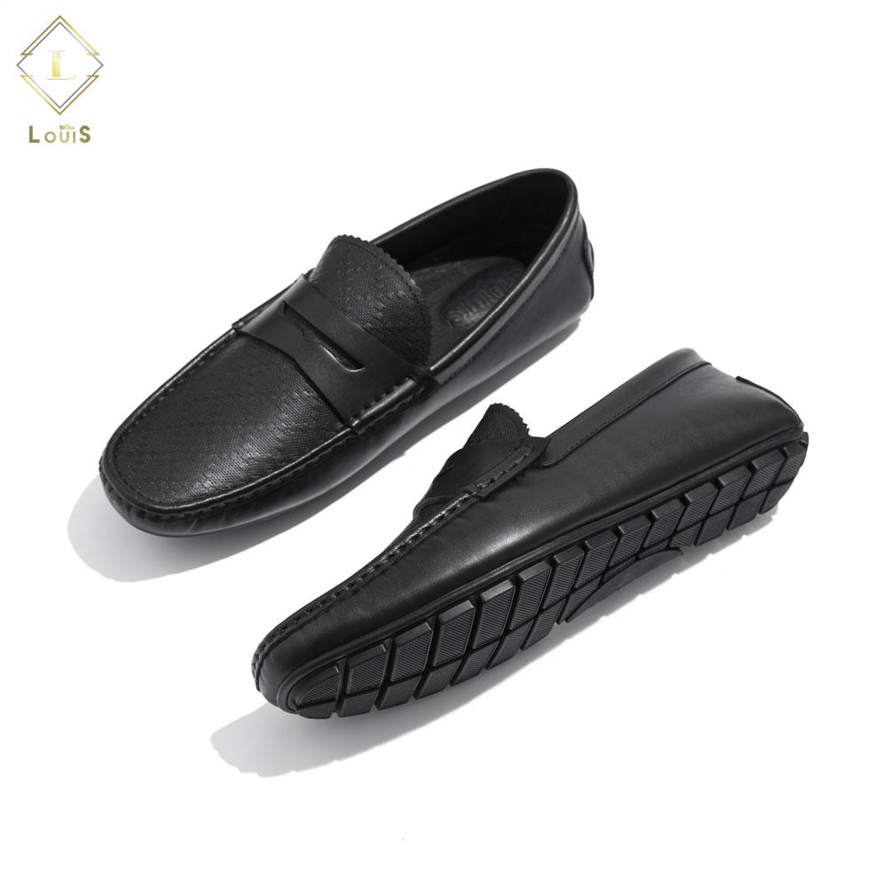 Giày lười họa tiết 85089