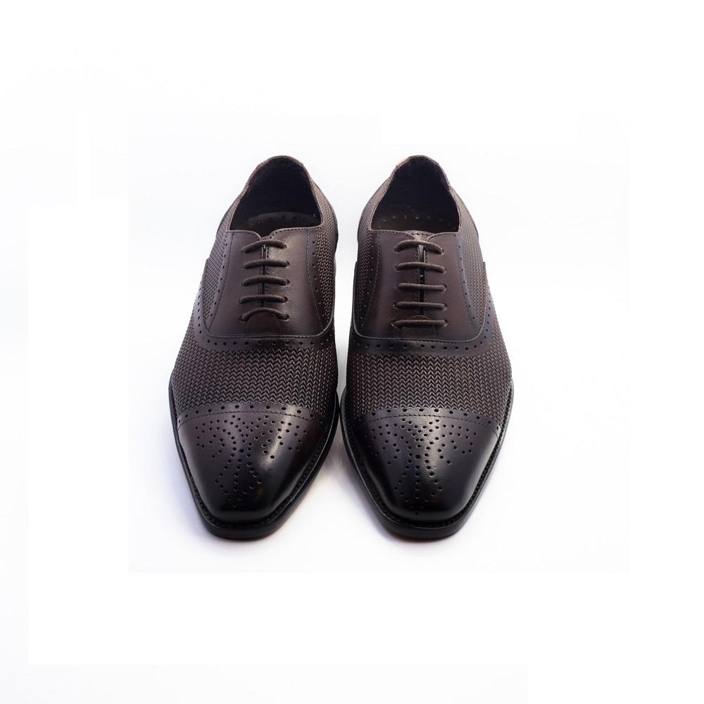 Giày tây họa tiết 701-1