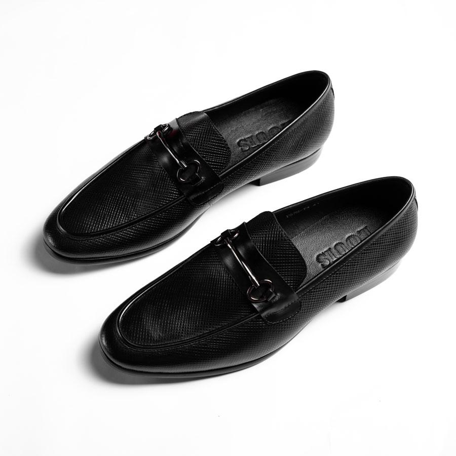 Giày Loafer đai ngang kim loại Y678-T4