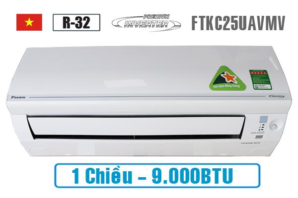 dieu-hoa-daikin-1-chieu-9-000btu-inverter-ftkc25uavmv