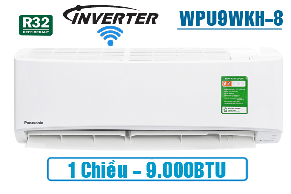 dieu-hoa-panasonic-1-chieu-9000btu-wifi-inverte-wpu9wkh-8m-model-2020