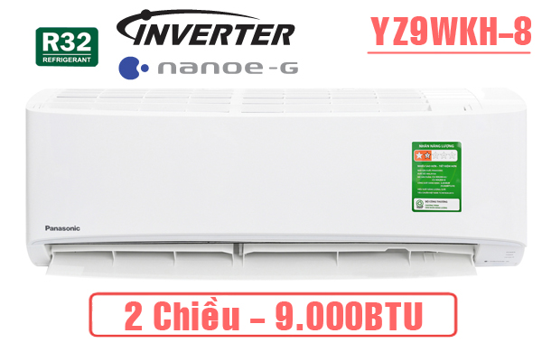 dieu-hoa-panasonic-2-chieu-9000btu-inverter-yz9wkh-8-model-2020