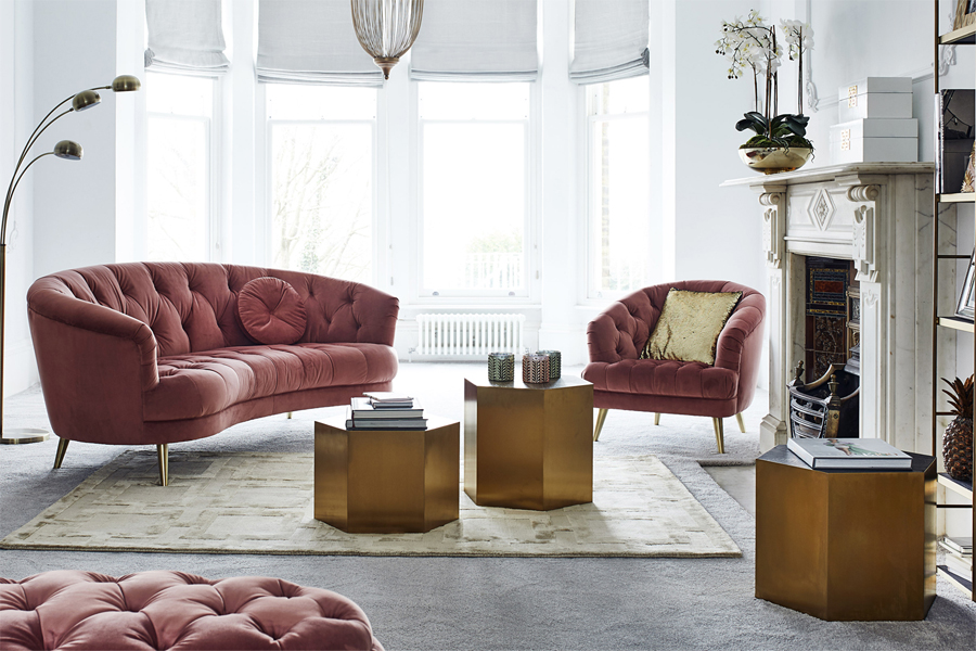 These 4 Living Room Trends for 2019 will inspire your Next Home Design Project.
